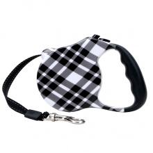 Fashion Walker рулетка-поводок для собак, серая