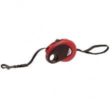 Karlie-Flamingo DOGX TO GO 2.5M, MINI поводок рулетка для собак весом до 8 кг, 2,5 м