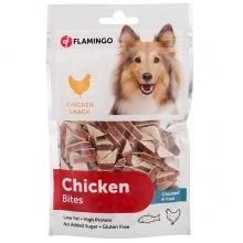 Flamingo Chick - натуральное лакомство для собак всех пород - мясо птицы и рыбы.