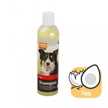 Karlie-Flamingo (Карли-Фламинго) EGG SHAMPOO яичный шампунь для собак питающий и восстанавливающий для сухой и ломкой шерсти, 300 мл