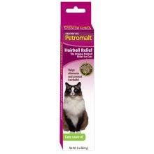 SENTRY Petromalt ВЫВЕДЕНИЕ ШЕРСТИ (Hairball Relief) паста со вкусом солода для котов 56 гр
