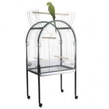 Imac Amanda АЙМАК АМАНДА клетка для крупных попугаев, пластик