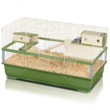 Imac Plexi 100 Wood АЙМАК ПЛЕКСИ 100 ВУД - клетка для крыс,песчанок и др.грызунов, пластик
