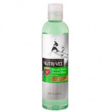 Nutri-Vet Breath Fresh НУТРИ-ВЕТ СВЕЖЕЕ ДЫХАНИЕ жидкость для собак от зубного налета и запаха из пасти, концентрат, 237 мл