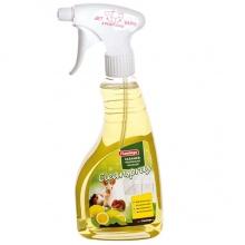 Karlie-Flamingo (Карли-Фламинго) CLEAN SPRAY LEMON спрей с запахом лимона для мытья клетки для грызунов
