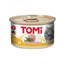 TOMi Duck ТОМИ УТКА, консервы для котов, мусс