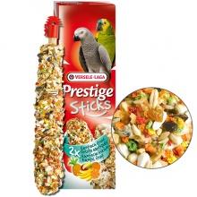 Versele-Laga Prestige Sticks Parrots Exotic Fruit ВЕРСЕЛЕ-ЛАГА ЭКЗОТИЧЕСКИЕ ФРУКТЫ лакомство для крупных попугаев