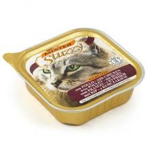 Mister Stuzzy Cat Sterilized МИСТЕР ШТУЗИ СТЕРИЛАЙЗИД корм для стерилизованных кошек и кастрированных котов, паштет, 100 г