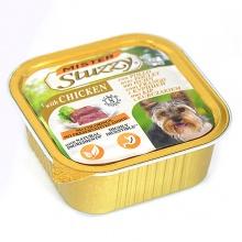MISTER STUZZY Dog Chicken МИСТЕР ШТУЗИ КУРИЦА корм для собак, паштет, 150г