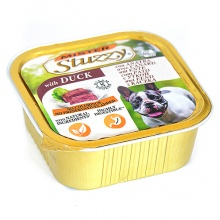 Mister Stuzzy Dog Duck МИСТЕР ШТУЗИ УТКА корм для собак, паштет, 150 г