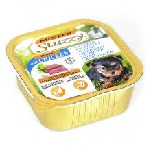 MISTER STUZZY Dog Puppy МИСТЕР ШТУЗИ ДЛЯ ЩЕНКОВ корм для щенков, паштет, 150г