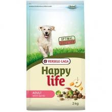 Happy Life Adult Lamb сухой корм с ягненком  для собак средних и крупных пород