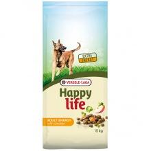 Happy Life Adult Energy сухой для активных собак всех пород