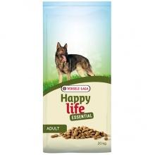 Happy Life Essential сухой корм для взрослых собак всех пород