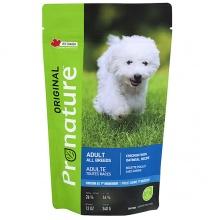 Pronature Original Dog Chicken Oatmeal ПРОНАТЮР ОРИДЖИНАЛ КУРИЦА С ОВСЯНОЙ МУКОЙ корм для собак