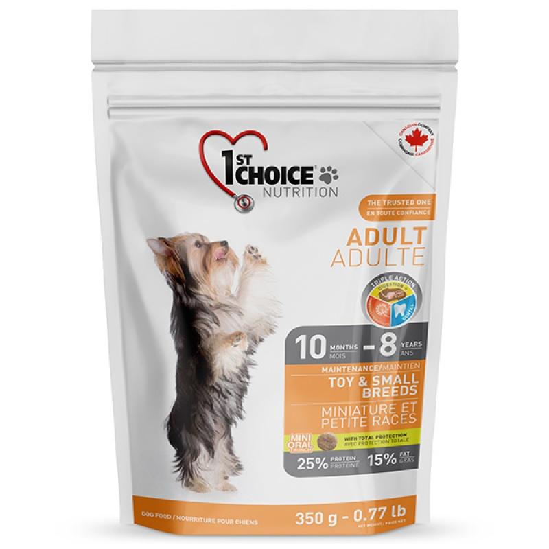 1st Choice (Фест Чойс) Adult Mini and Small breed взрослые собаки мини и малых пород