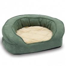K&H Deluxe Ortho Bolster Sleeper ортопедический лежак для собак