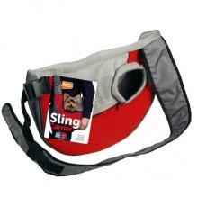 Flamingo Sling Carrier ФЛАМИНГО СЛИНГ сумка переноска для собак