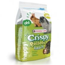 Versele-Laga Crispy Pellets КРОЛИК (Rabbits) гранулированный корм для кроликов 2кг