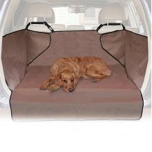 K&H Economy Cargo Cover защитная накидка в багажник для перевозки собак