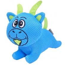 Coastal Rascals Mighty Mates Mesh Toy Gordie Goat КОСТАЛ КОЗЛИК ГОРДИ игрушка для собак