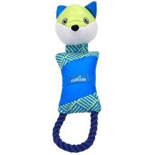 Coastal Rascals Fetch Toys Fox КОСТАЛ ЛИСИЦА игрушка для собак