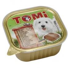 TOMi ДИЧЬ (game) консервы корм для собак, паштет