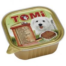 TOMi ЯГНЕНОК (lamb) консервы корм для собак, паштет