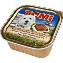 TOMi РЫБА (fish) консервы корм для собак, паштет