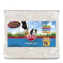 Kaytee Clean&Cozy White Клин&Кози ЧИСТО&УЮТНО БЕЛЫЙ подстилка для грызунов, целлюлоза