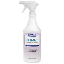 Davis Fluff Out ДЭВИС ФЛАФ АУТ средство для укладки шерсти собак и котов, спрей