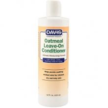 Davis Oatmeal Leave-On Conditioner ДЭВИС ОВСЯНАЯ МУКА супер увлажняющий кондиционер для собак, котов, концентрат