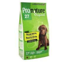 Pronature Original ДЕЛЮКС ЩЕНОК (Deluxe Puppy) корм для щенков