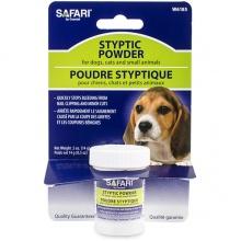 Safari Styptic Powder антисептический, кровеостанавливающий порошок, 14 г